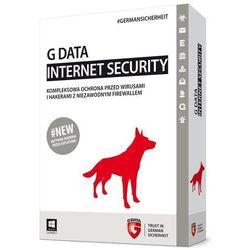 Internet Security G Data 2015 1PC 2LATA BOX