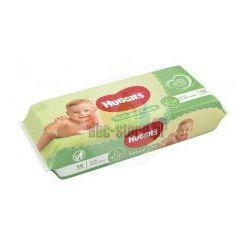 Huggies - Natural Care - z aloesem - nawilżające chusteczki pielęgnacyjne - 56 szt.