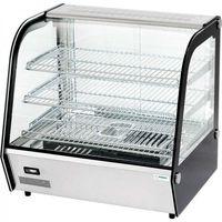 Szafy i witryny chłodnicze, Witrynka ekspozycyjna chłodnicza 120 l LED STALGAST 852120