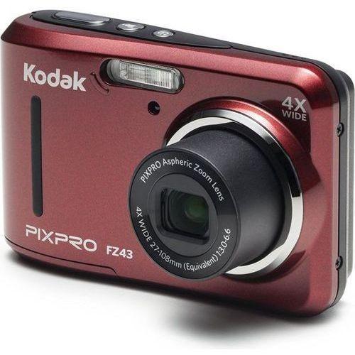 Aparaty kompaktowe, Kodak FZ43