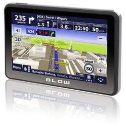 BLOW GPS590 SIROCCO 8GB EUROPA DARMOWA DOSTAWA DO 400 SALONÓW !!