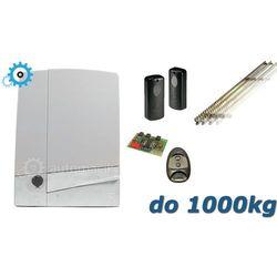 CAME Zestaw BXV 10 SAFE (1000kg/24V) SET - 5mb listwy zębatej