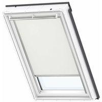 Rolety, Roleta na okno dachowe VELUX manualna Standard DKL MK04 78x98 zaciemniająca beżowa
