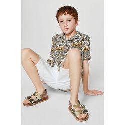 Mango Kids - Koszula dziecięca Sandiego 104-164 cm