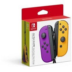 Nintendo Switch Joy-Con - Para Neon Purple /Neon Orange // WYSYŁKA 24h // DOSTAWA TAKŻE W WEEKEND! // TEL. 696 299 850