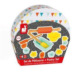 Zestaw do pieczenia ciasteczek 14 elementów Happy Day - Janod