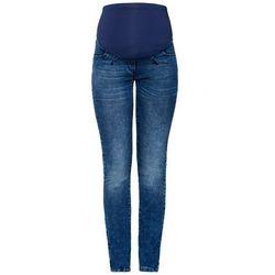 ubrania ciążowe Elastyczne spodnie jeansy ciążowe Margo XXL Piękny Brzuszek