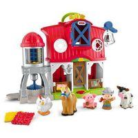 Pozostałe zabawki, Fisher-Price Muzyczna Farma Małego Odkrywcy FKD34 - BEZPŁATNY ODBIÓR: WROCŁAW!