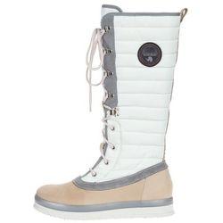 Napapijri Gaby Snow boots Biały Beżowy 36 Przy zakupie powyżej 150 zł darmowa dostawa.