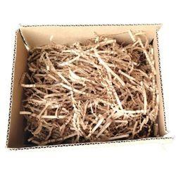 Wypełniacz papierowy naturalny brąz - 0,1kg /100g