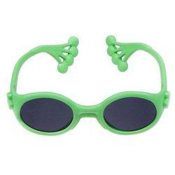 Okulary Przeciwsłoneczne dla Dzieci Zielone 6m+ - zielony