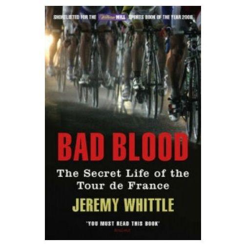 Książki do nauki języka, Bad Blood (opr. miękka)