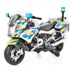 HECHT BMW R1200RT POLICE MOTOR MOTOCYKL ELEKTRYCZNY AKUMULATOROWY MOTOREK SKUTER ZABAWKA AUTO DLA DZIECI OFICJALNY DYSTRYBUTOR AUTORYZOWANY DEALER HECHT promocja (--35%)