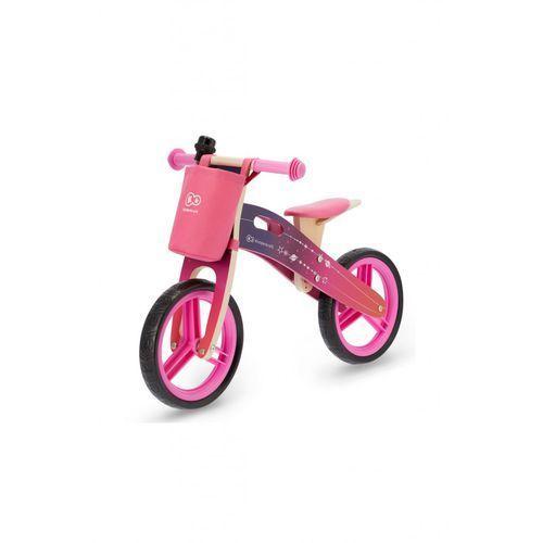 Rowerki biegowe, Rowerek biegowy Runner Galaxy róż 3Y36MO