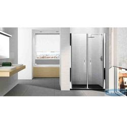 Drzwi Prysznicowe Składane Liniger D1900 - Bi Fold