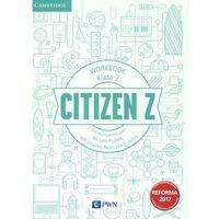 Książki do nauki języka, Citizen Z 7 Workbook - Herbert Puchta, Jeff Stranks, Peter Lewis-Jones (opr. miękka)