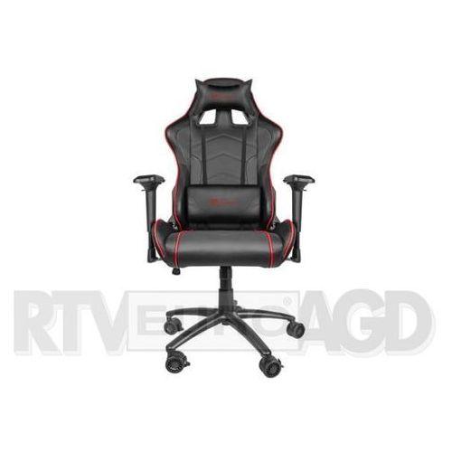 Fotele dla graczy, GENESIS FOTEL DLA GRACZA NITRO 880 CZARNY NFG-0911 - odbiór w 2000 punktach - Salony, Paczkomaty, Stacje Orlen