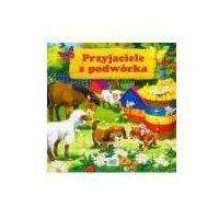 Książki dla dzieci, Przyjaciele z podwórka JAFI (opr. twarda)