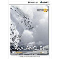 Książki do nauki języka, Avalanche! Cambridge Discovery Education Interactive Readers (z kodem) (opr. miękka)