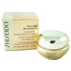 Shiseido Benefiance Concentrated 15ml - Eye Cream
