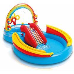 Intex Basen Tęczowe centrum zabaw