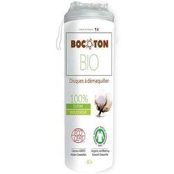 Płatki Kosmetyczne Okrągłe 80szt - Bocoton - BIO