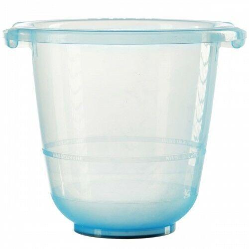 Wanienki i wiaderka do kąpieli, Wiaderko do kąpieli niemowląt Tummy Tub Niebieskie 120001