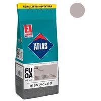 Fugi, Fuga cementowa 034 jasnoszary 2 kg ATLAS