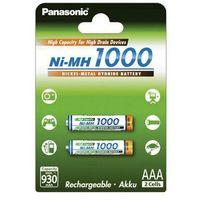 Akumulatorki, Panasonic BK-4HGAE/2BE AAA 1000mAh (2szt)