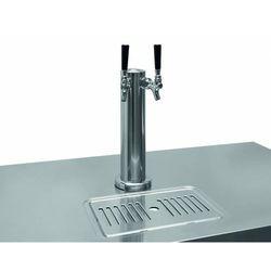 Wentylowana chłodziarka do piwa beczkowego ZA 48 | 346L | +2/+8 °C | 300W | 230V | 1247x620x(H)1295mm