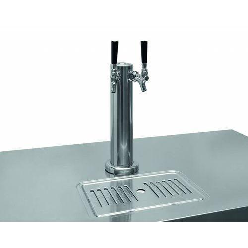 Szafy i witryny chłodnicze, Wentylowana chłodziarka do piwa beczkowego ZA 48 | 346L | +2/+8 °C | 300W | 230V | 1247x620x(H)1295mm