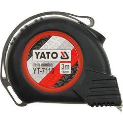 Miara zwijana 5 m x 25 mm Yato YT-7111 - ZYSKAJ RABAT 30 ZŁ