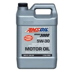 AMSOIL Series 3000 100% Synthetic 5W-30 Heavy Duty Diesel Oil