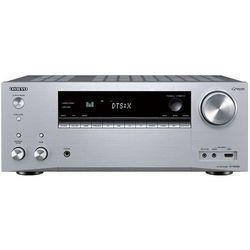 Amplituner ONKYO TX-NR686S Srebrny