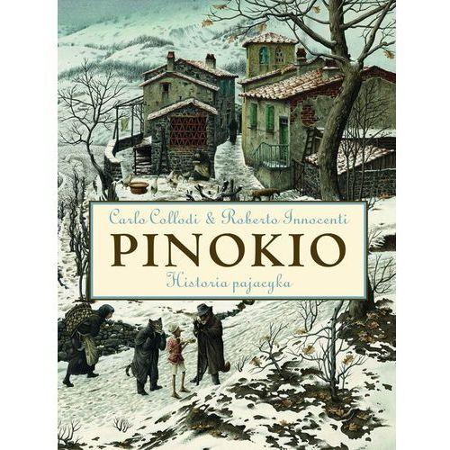 Książki dla dzieci, Pinokio Historia pajacyka (opr. twarda)