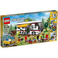 Klocki dla dzieci, LEGO Creator, Wyjazd na wakacje, 31052