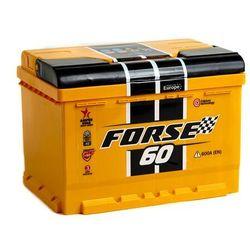 Akumulator FORSE 60Ah 600A EN LEWY PLUS