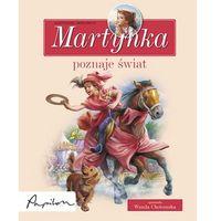 Książki dla dzieci, Martynka poznaje świat. 8 fascynujących opowiadań (opr. twarda)
