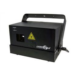LaserWorld DS-1800 RGB Diode Series DMX/Ilda laser (czerwony, zielony, niebieski) Płacąc przelewem przesyłka gratis!