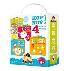 CzuCzu - Hop, Hop! Box - Zestaw książeczek