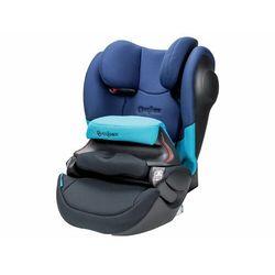 CYBEX Fotelik dziecięcy samochodowy Pallasfix M-Fix SL grupa I-III, 9-36 kg (Niebieski)