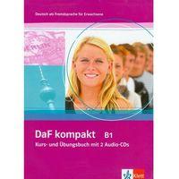 Językoznawstwo, Daf Kompakt B1 Kurs- Und Ubungsbuch Mit 2 Audio-Cds (opr. miękka)