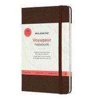 Notesy, Notes VOYAGEUR 208 stron, coffee brown MOLESKINE