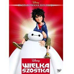 WIELKA SZÓSTKA (DVD) ZACZAROWANA KOLEKCJA (Płyta DVD)
