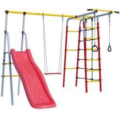 Plac zabaw dla dziecka do ogrodu Małpka