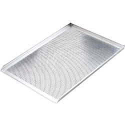 Blacha aluminiowa perforowana