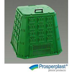 PROSPERPLAST Kompostownik zielony, 885x885x800 mm, 400l IKST400.