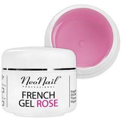 Żel French różowy 5 ml