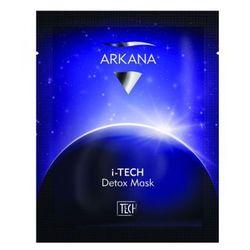 Arkana i-TECH DETOX MASK Kompleksowa maska antysmogowa w płacie (54004)