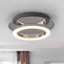 Okrągła lampa sufitowa LED Daron